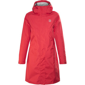 66° North Heidmork Manteau Femme, red
